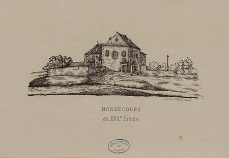 Bonsecours au XVIIe siècle