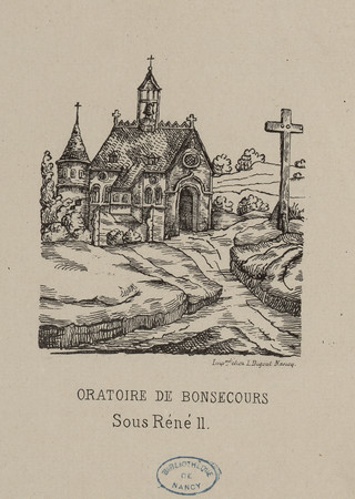 Oratoire de Bonsecours sous René II