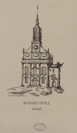 Bonsecours, actuel
