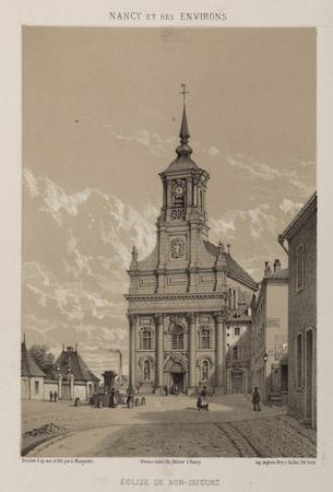 Église de Bon-Secours, Nancy et ses environs