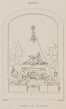 Tombeau de Stanislas