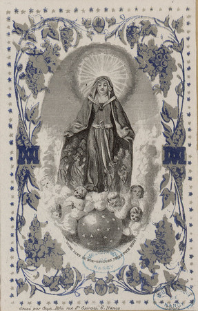 Notre Dame de Bon-Secours Priez pour nous