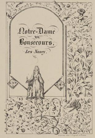 Notre Dame de Bonsecours, les-Nancy