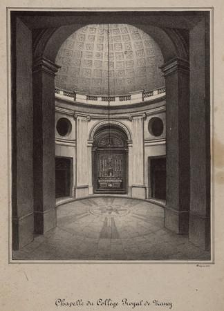 Chapelle du Collège Royal de Nancy