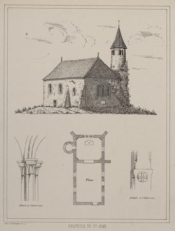 Chapelle de S[ain]t Jean