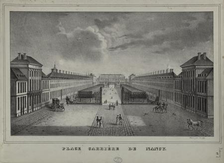 Place Carrière de Nancy