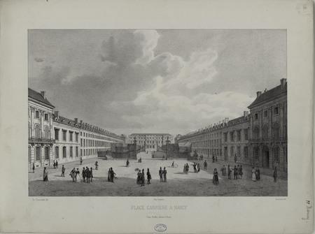 Place Carrière à Nancy