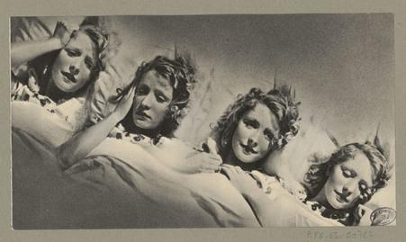 [Quatre jeunes femmes] : Aphloïne
