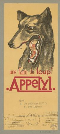 Une faim de loup ! Appetyl