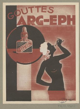 Gouttes Arg-Eph