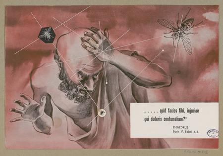 Quid facies tibi, injuriae qui dederis contumeliam ? : Anusol