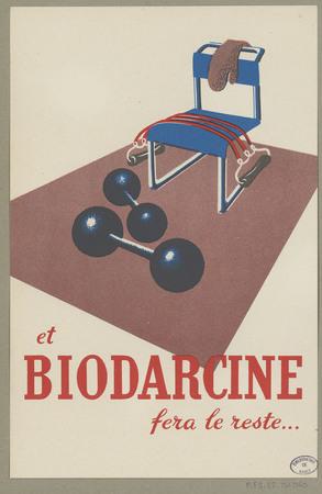 Et Biodarcine fera le reste...
