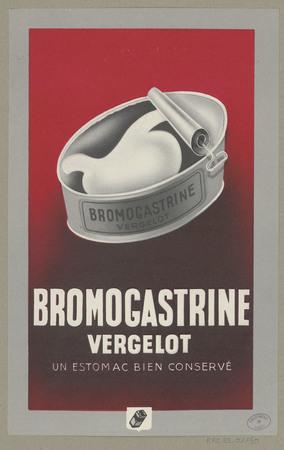 Bromogastrine Vergelot