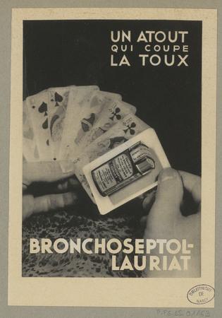 Bronchoseptol Lauriat