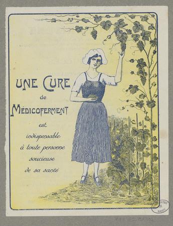 Une cure de médicoferment