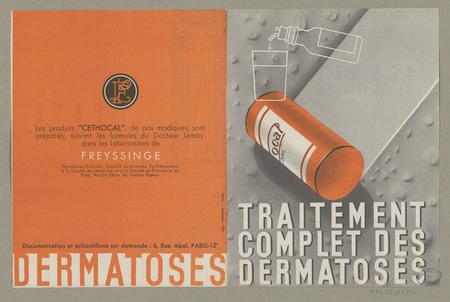 Traitement complet des dermatoses