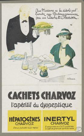 Cachets Charvoz