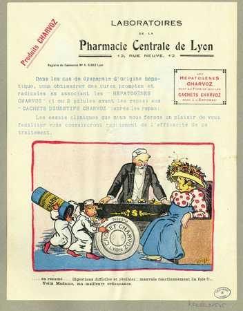Laboratoires de la pharmacie centrale de Lyon