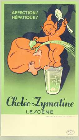 Choléo-Zymatine