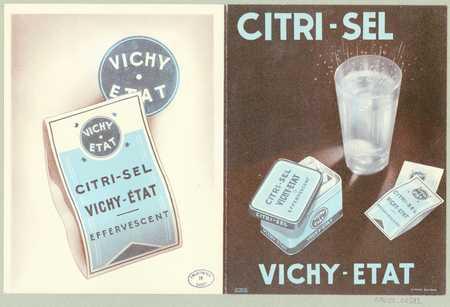 Citri-sel Vichy-état