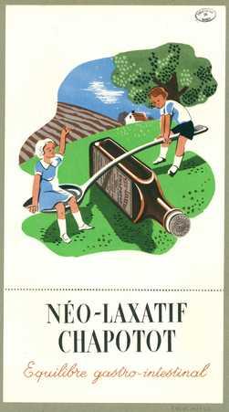 Néo-laxatif Chapotot