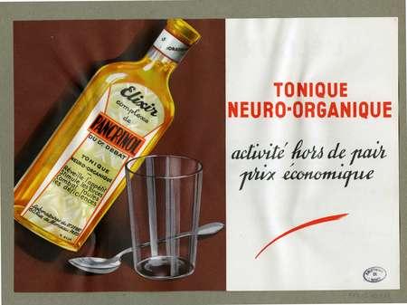 Tonique neuro-organique