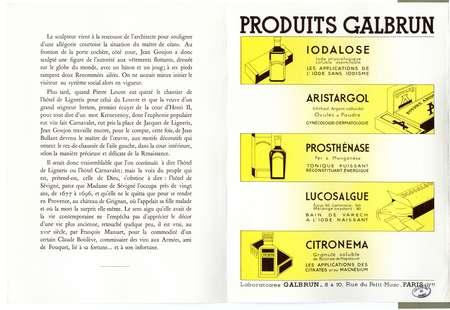 Produits Galbrun