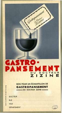 Gastro-pansement