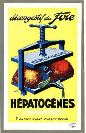 Hépatogènes Charvoz