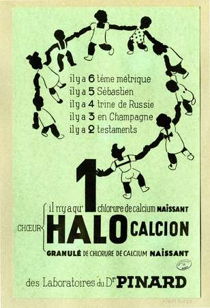 Halo Calcion