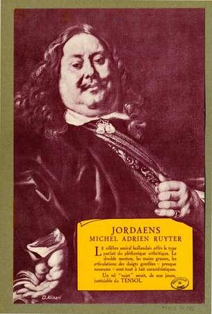 Jordeans : Michel Adrien Ruyter