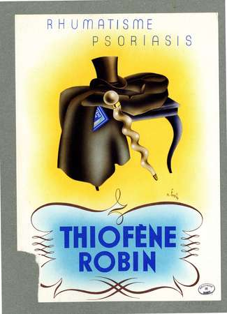 Thiofène Robin
