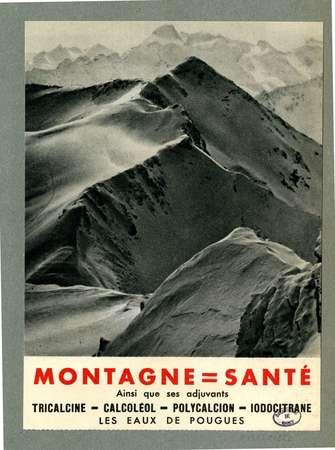 Montagne = santé