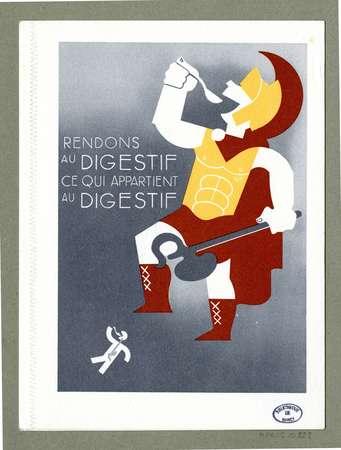 Rendons au digestif ce qui appartient au digestif