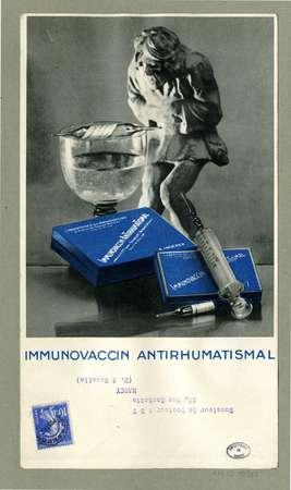 Immunovaccin antirhumatismal