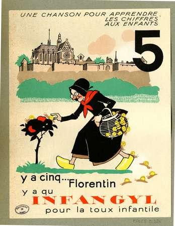 Y a cinq... Florentin