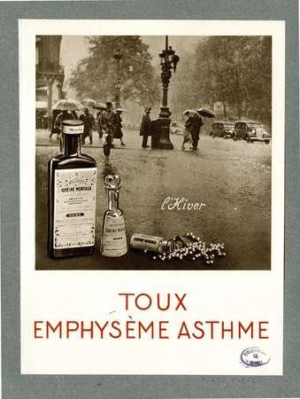 Toux, emphysème, asthme