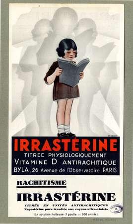 Irrastérine