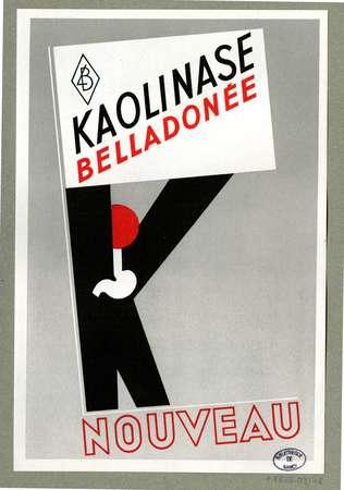 Kaolinase belladonée