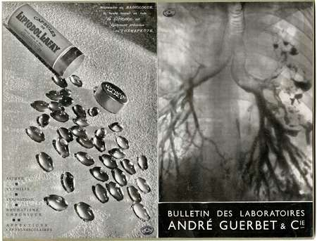 Bulletin des laboratoires André Guerbet & Cie