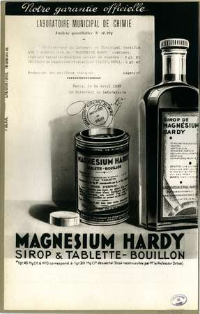 Magnesium Hardy