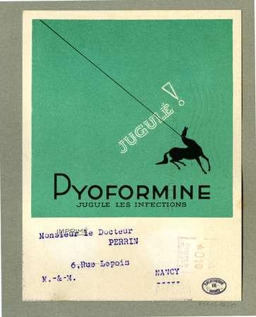 Pyoformine