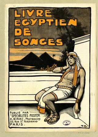 Livre égyptien de songes