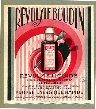 Révulsif Boudin