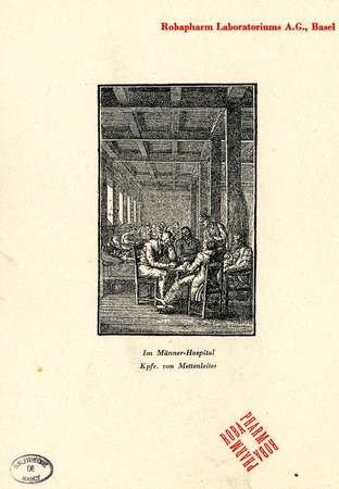 Im Männer-Hospital