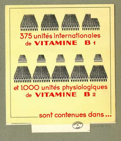 375 unités internationales de vitamine B1