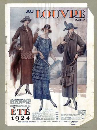 Eté 1924