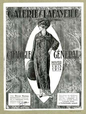 Catalogue général, hiver 1913 1914