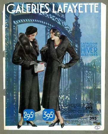 Catalogue général, hiver 1932-1933