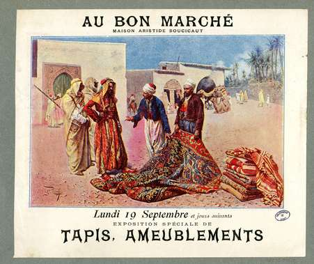 Tapis, ameublements
